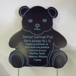 Teddy Bear 4 sizes in 5 Colours