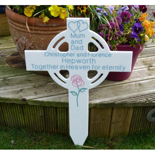 Celtic Cross 2 sizes